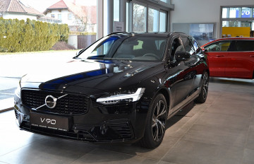 Volvo V90 T6 AWD Recharge PHEV R Design bei BM || J.Reichhart GmbH in
