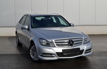Mercedes-Benz C 220 CDI A-Edition plus BlueEfficiency Aut. bei BM || J.Reichhart GmbH in