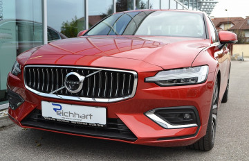 Volvo S60 T5 Inscription Geartronic bei BM || J.Reichhart GmbH in
