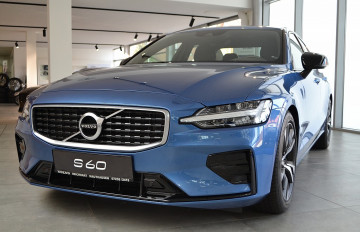 Volvo S60 T4 R-Design Geartronic bei BM || J.Reichhart GmbH in