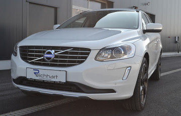 Volvo XC60 D4 AWD Kinetic Geartronic bei BM || J.Reichhart GmbH in