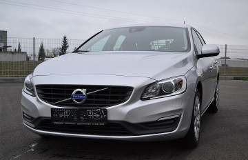 Volvo V60 D2 Kinetic Geartronic bei BM || J.Reichhart GmbH in